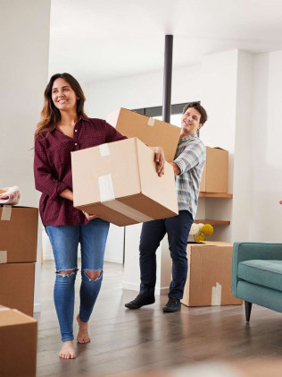 Move-In & Move-Out Cleaning